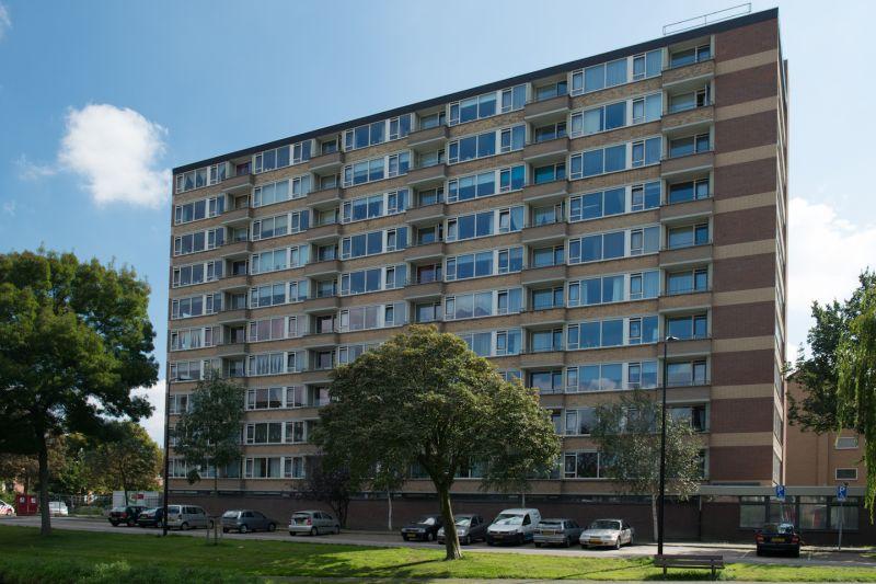 Groot onderhoud  appartementencomplex Risantwick