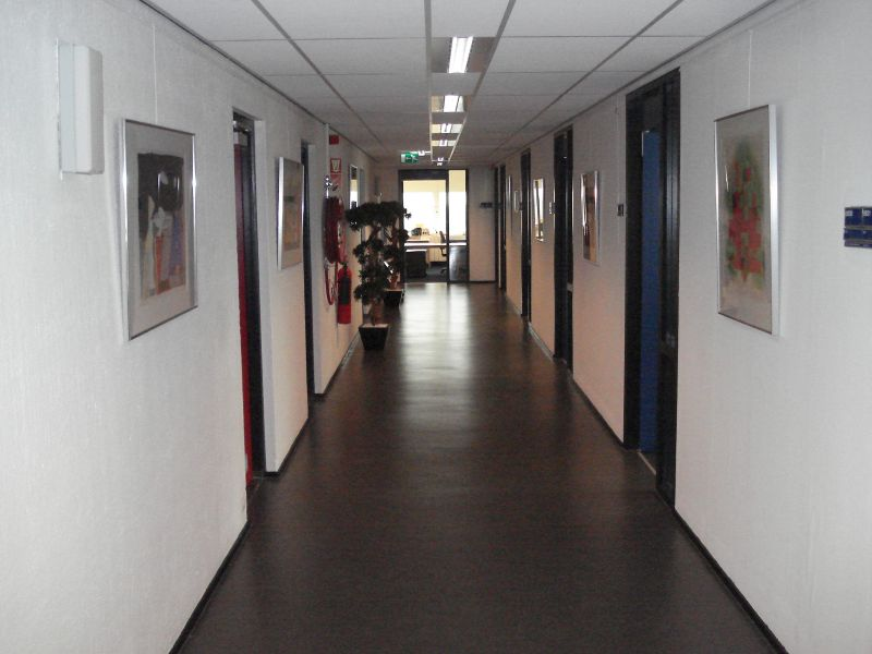 Renovatie kantoor AF-House