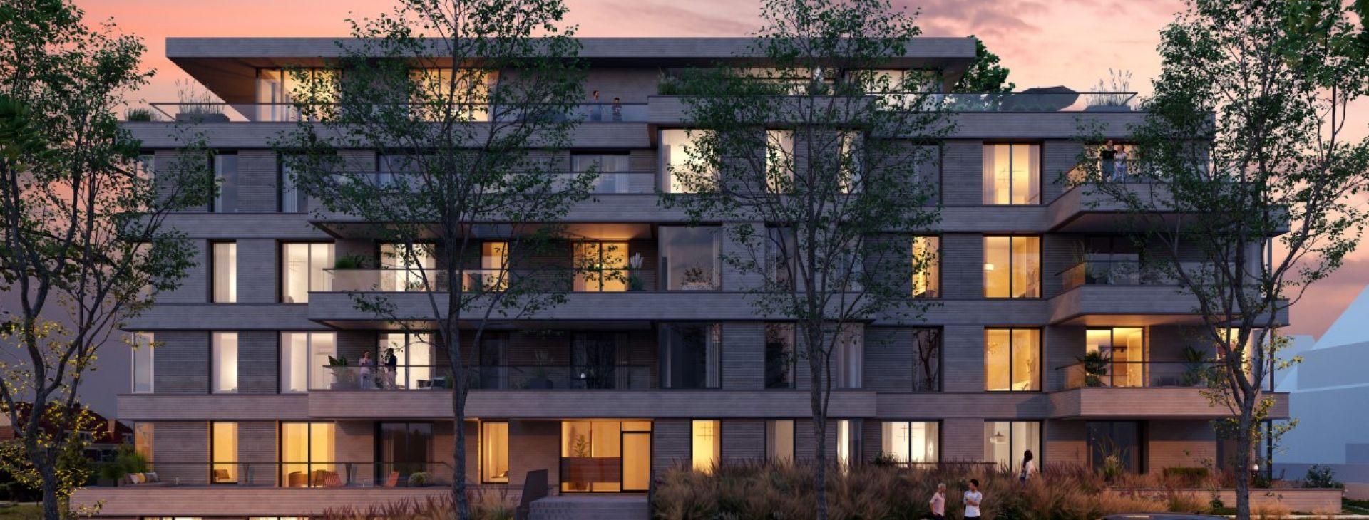 Transformatie Nieuwe Duin: kantoorpand tot appartementen
