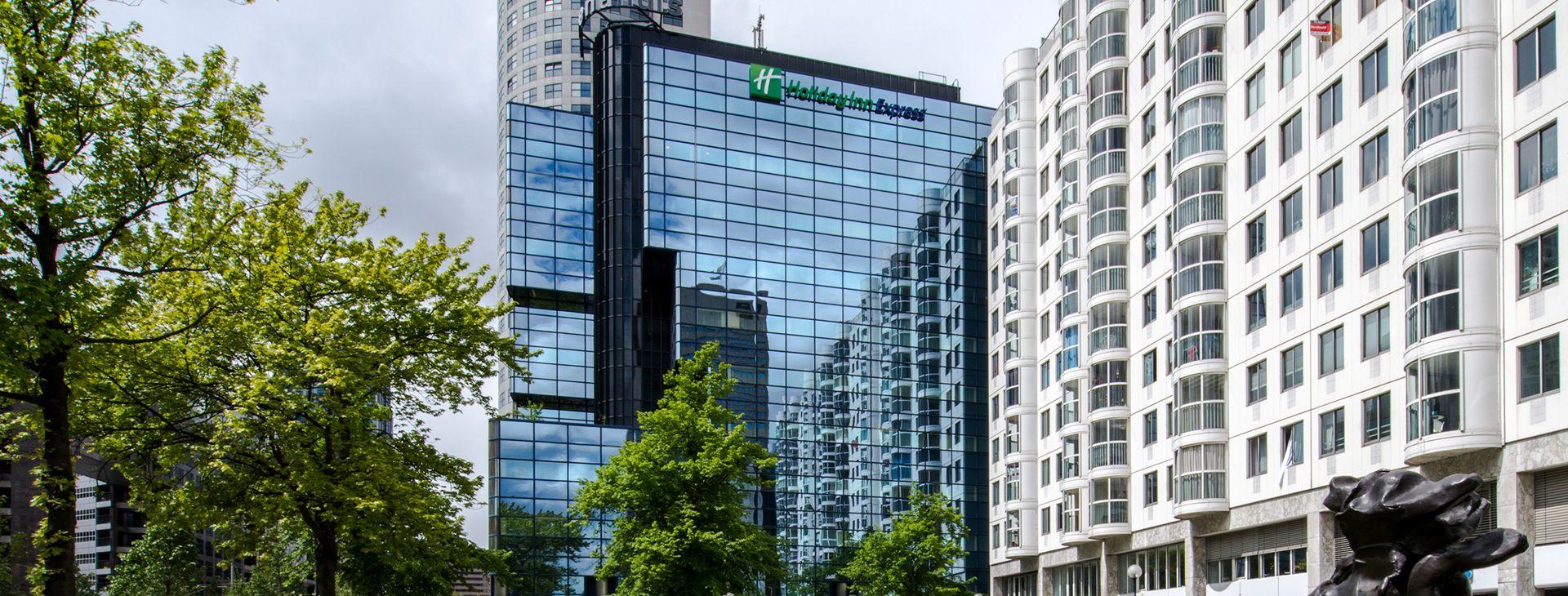 Transformatie kantoor tot hotel