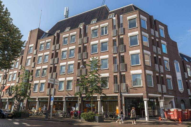 Transformatie kantoor tot all electric appartementen