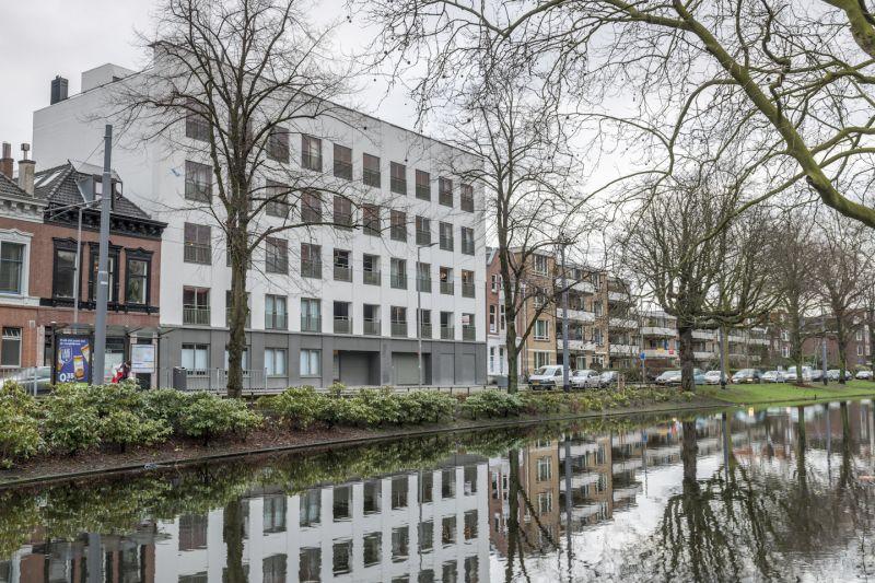 Transformatie kantoor tot high end lofts en penthouses