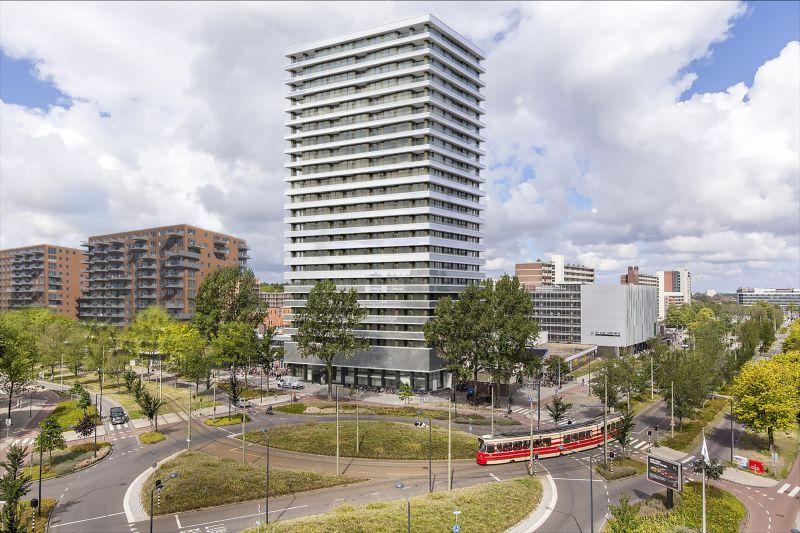 Transformatie Delft Hoog: kantoor tot high end appartementen