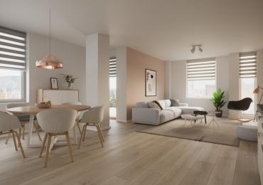 Transformatie kantoor tot all electric appartementen  :   Paviljoensgracht Den Haag