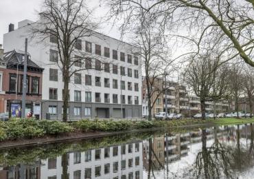 Transformatie kantoor tot high end lofts en penthouses :   Noordsingel Rotterdam
