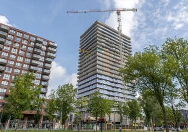 Transformatie Delft Hoog: kantoor tot high end appartementen :   Torenhove Delft