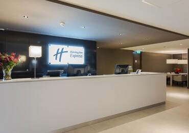 Transformatie kantoor tot hotel  : HIEX Den Haag