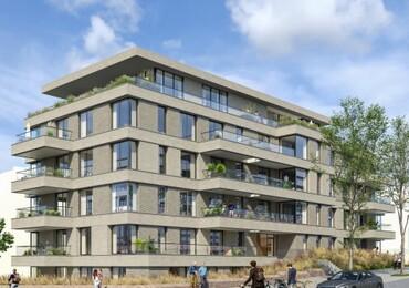 Transformatie Nieuwe Duin: kantoorpand tot appartementen :   Nieuwe Duin