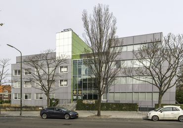 Transformatie Nieuwe Duin: kantoorpand tot appartementen : Transformatie Nieuwe Duin: kantoorpand tot appartementen