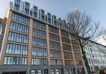 Directie De Nieuwe Norm breidt uit :   Coolhaven, Rotterdam